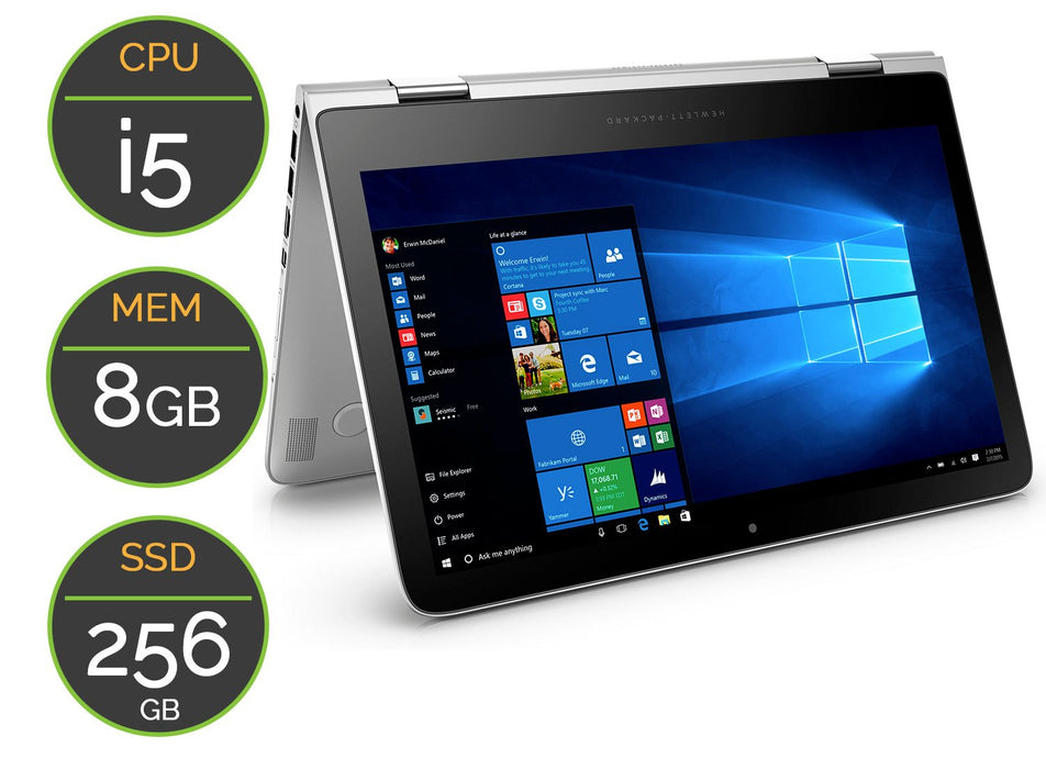 PC Convertible HP X360 G2 Occasion