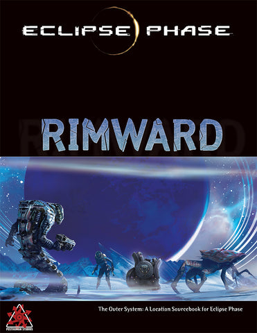 Rimward (Scratch and Dent, Print on Demand)