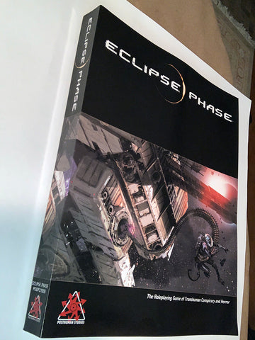 Eclipse Phase First Edition (Scratch and Dent)