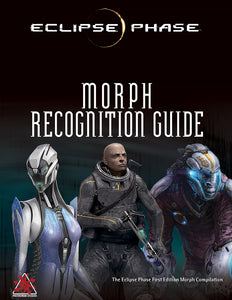 Morph Recognition Guide (Scratch and Dent, first edition)