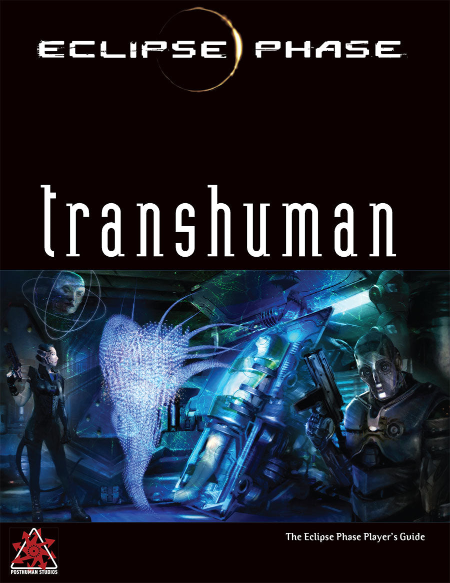 Transhuman [first edition]