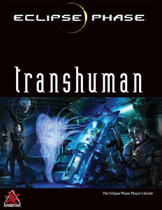 Transhuman (Scratch and Dent, first edition)