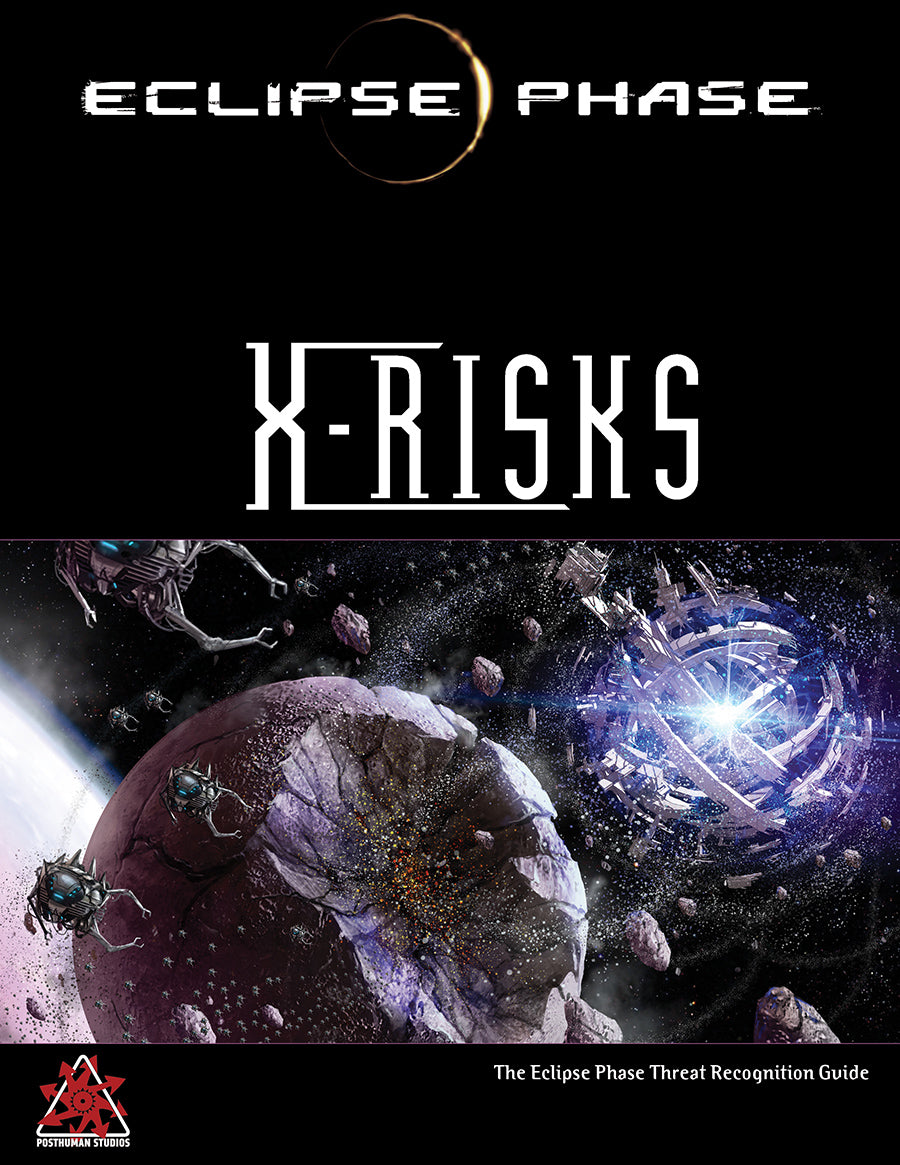 X-Risks (first edition)