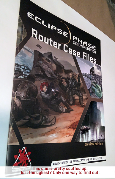 Router Case Files Preview Edition