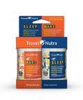 TravelNutra SleepWake Dietary Supplement* combo