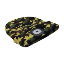 Load image into Gallery viewer, Headlightz® Beanie - Knit - Camo