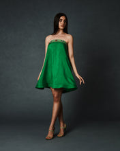 Load image into Gallery viewer, A-Line Strapless Dress