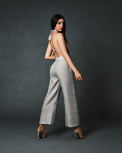 Load image into Gallery viewer, Wide Legs Halter Neck Jumpsuit
