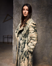 Load image into Gallery viewer, Longline Wool Coat
