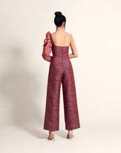 Load image into Gallery viewer, One shouldered jumpsuit