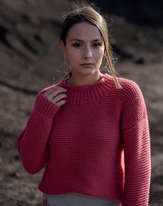 Snug Knit Sweater