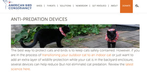 More Recognition for Birdsbesafe® Products' Value in Bird Conservation