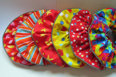Colors and Patterns of Birdsbesafe® cat collar covers