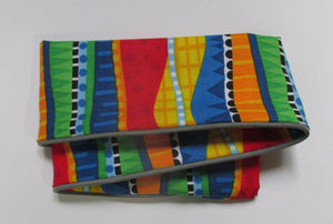 Bright colors of Birdsbesafe collar covers save birds