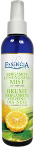 Essencia Mist Bergamot-Lemongrass