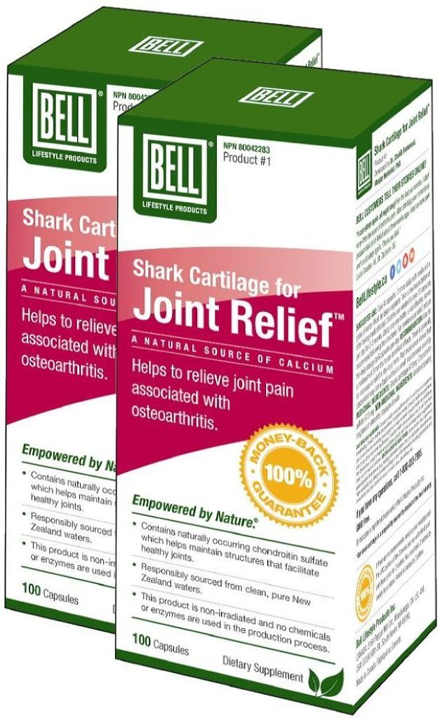 BELL Joint Relief (100 caps) 2-Pack