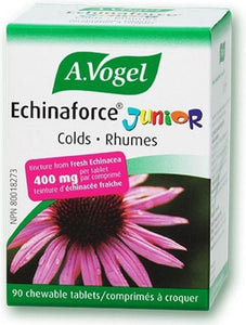 A VOGEL Echinaforce Junior (400 mg - 90 Chew Tabs)