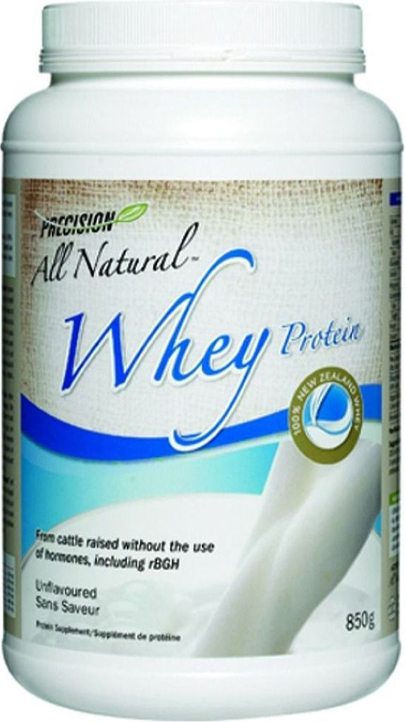 PRECISION All Natural Whey Isolate (Unflavoured - 375 g)