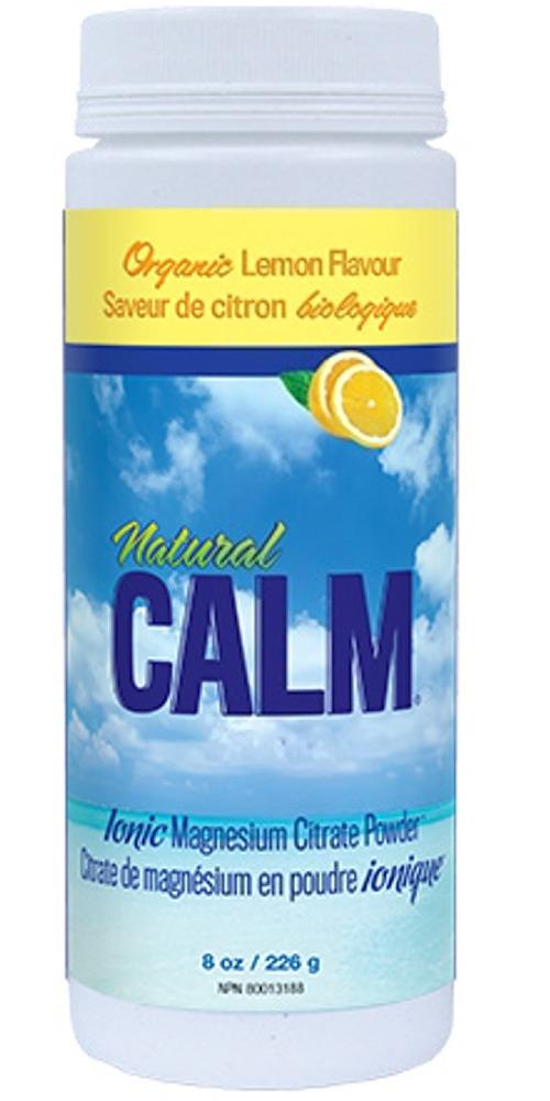 NATURAL CALM Magnesium (Sweet Lemon - 236 ml)