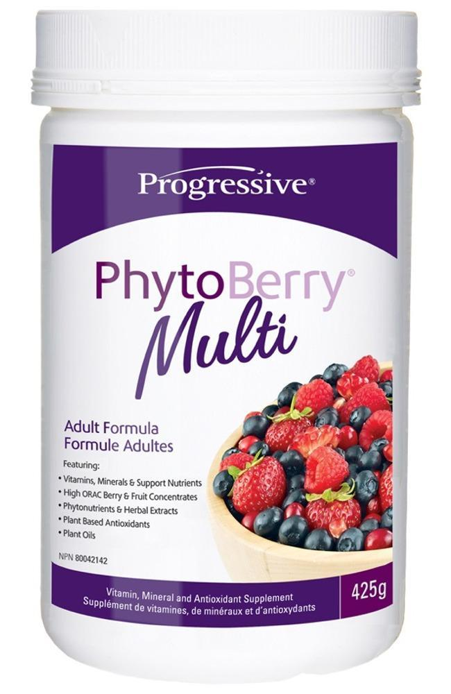 PROGRESSIVE Phytoberry Multi (425g)
