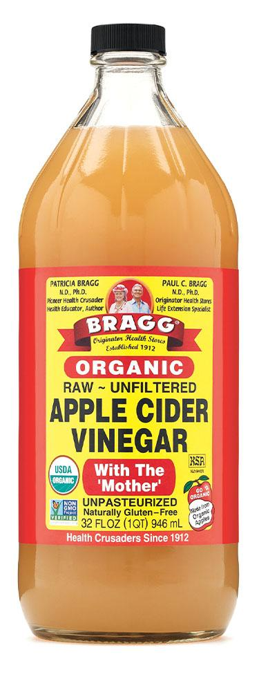 BRAGG Organic Apple Cider Vinegar (946 ml)
