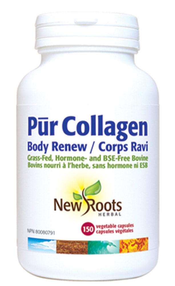 NEW ROOTS Pur Collagen (150 veg cap)