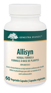 Genestra Allisyn (60 V-Caps)