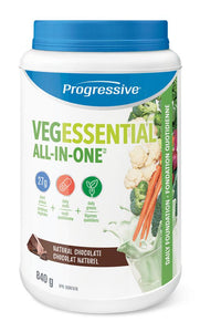 PROGRESSIVE VegEssential All In One  (Chocolate - 840 Gr)