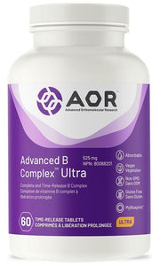 AOR Advanced B Complex Ultra (60 tabs)