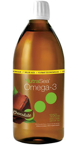NUTRASEA Omega 3 (Chocolate - 500 ml)