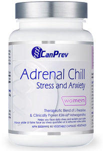 CANPREV Adrenal Chill (90 caps)