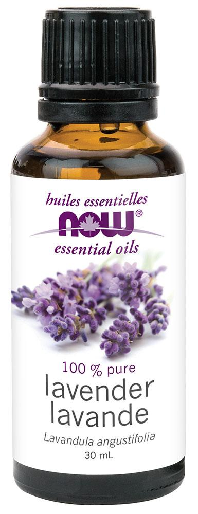 NOW Lavender Oil (30 ml)