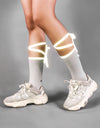 Showtime Reflective Tie Cotton Socks - Madness 2 Magic -Accessories