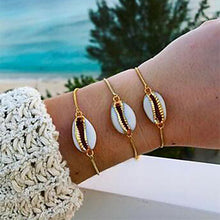 Load image into Gallery viewer, Puka Shell Bracelet Jewelry