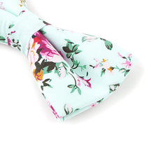 Load image into Gallery viewer, Trendy Floral Bowtie