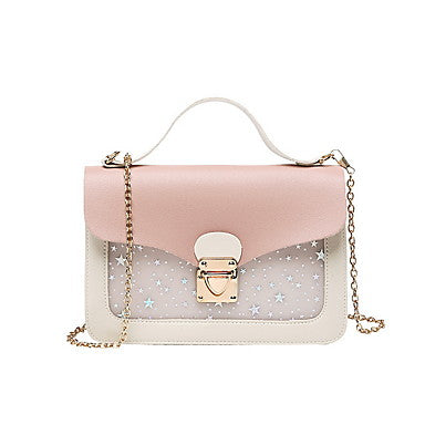 Teenage Tween Pink Crossbody Purse