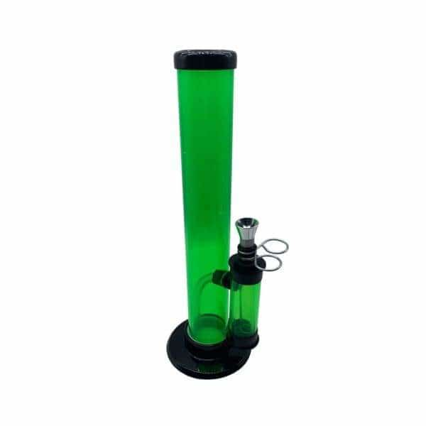"10"" Acrylic Ash Catcher Pipe - BG Sales (4163829629010)"