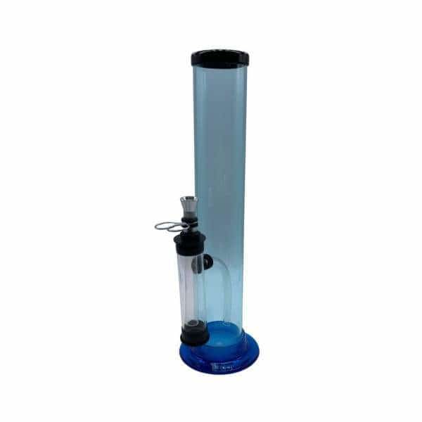 "12"" Acrylic Ash Catcher Pipe - BG Sales (4163842572370)"