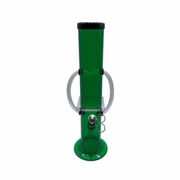 "12"" Acrylic Double Stack Pipe - BG Sales"