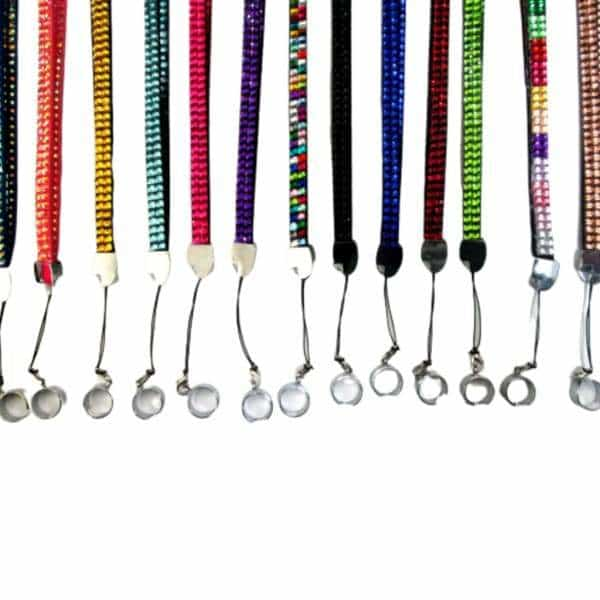 Assorted Bling Vape Lanyard