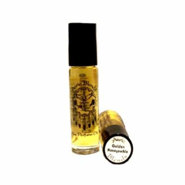 Auric Blends Golden Honeysuckle Perfume Oil - BG Sales