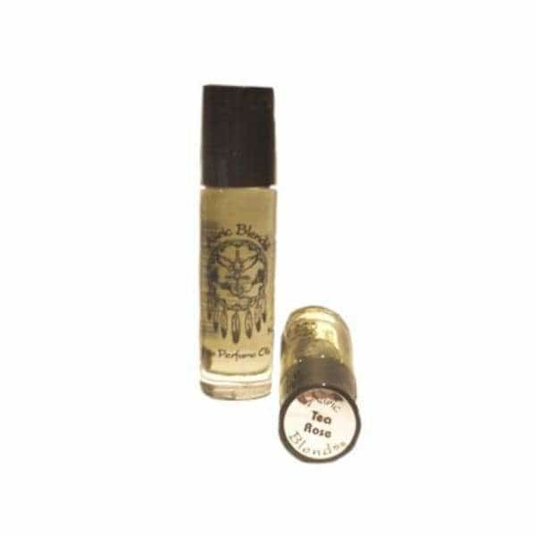 Auric Blends Tea Rose Perfume Oil - BG Sales