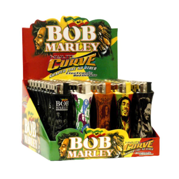 Bob Marley Curve Lighters