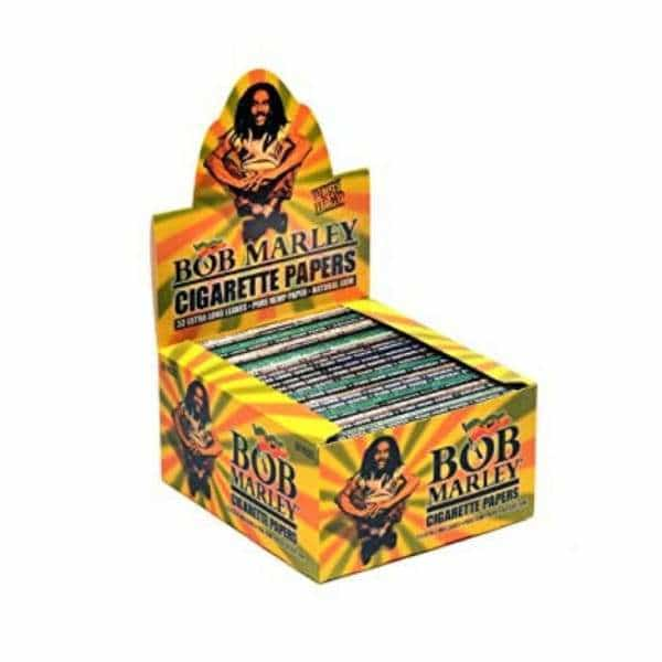 Bob Marley King Size 50ct box Papers - BG Sales