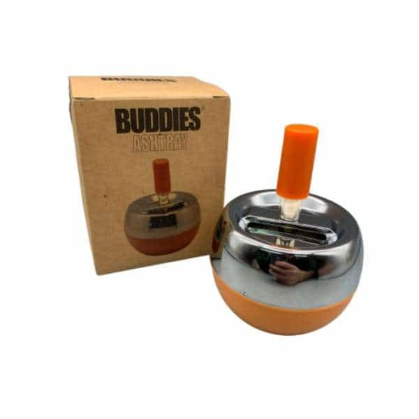 Buddies Spinning Top Ashtray