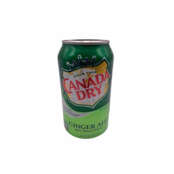 Canada Dry Ginger Ale Stash Can - BG Sales