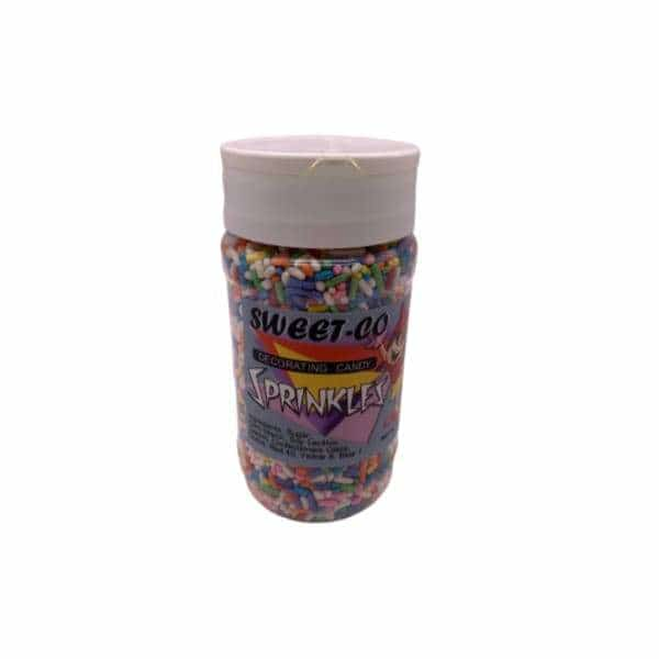 Candy Sprinkles Stash Can - BG Sales (4256635420754)