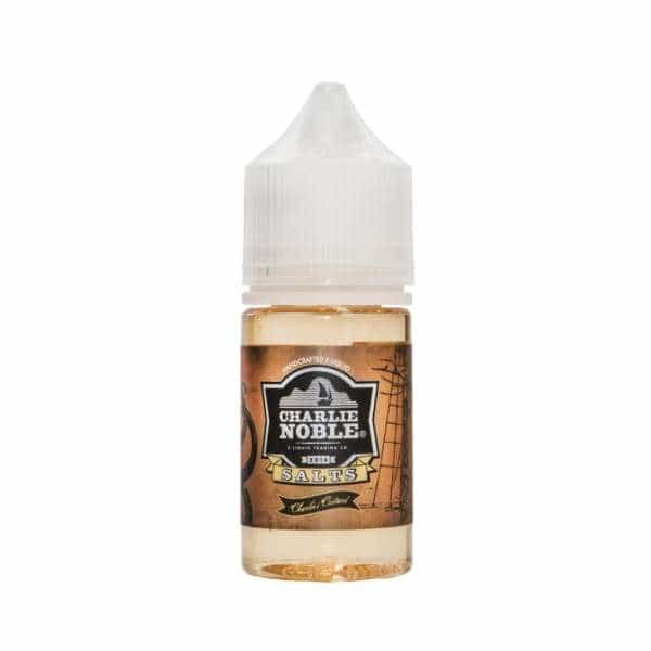 Charlie Noble Charlie's Custard Salts - 30ml