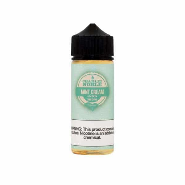 Charlie Noble Mint Cream - 120ml