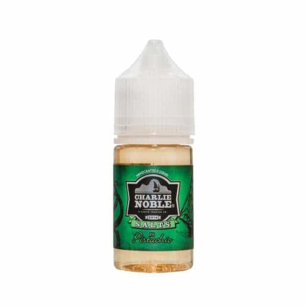 Charlie Noble Pistachio RY4 Salts - 30ml